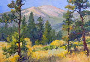 """Meadow Mountain"" by Dan D'Amico"